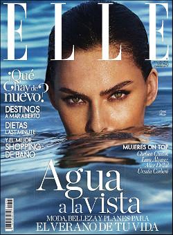 Elle Spain cover thumbnail