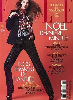 Elle France cover thumbnail