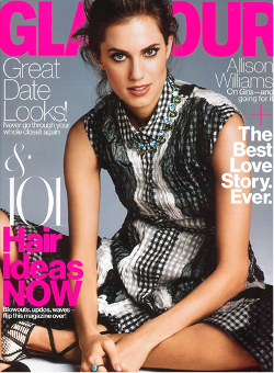US Glamour cover thumbnail