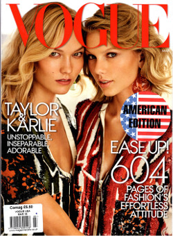 Vogue USA cover thumbnail