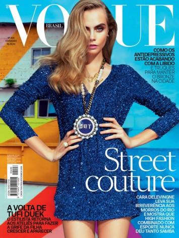 Vogue Brazil cover thumbnail
