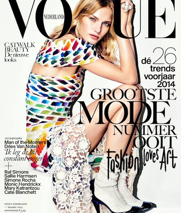 Vogue Netherlands cover thumbnail
