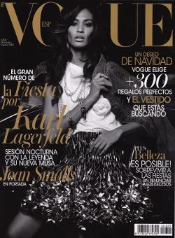 Vogue Espania cover thumbnail