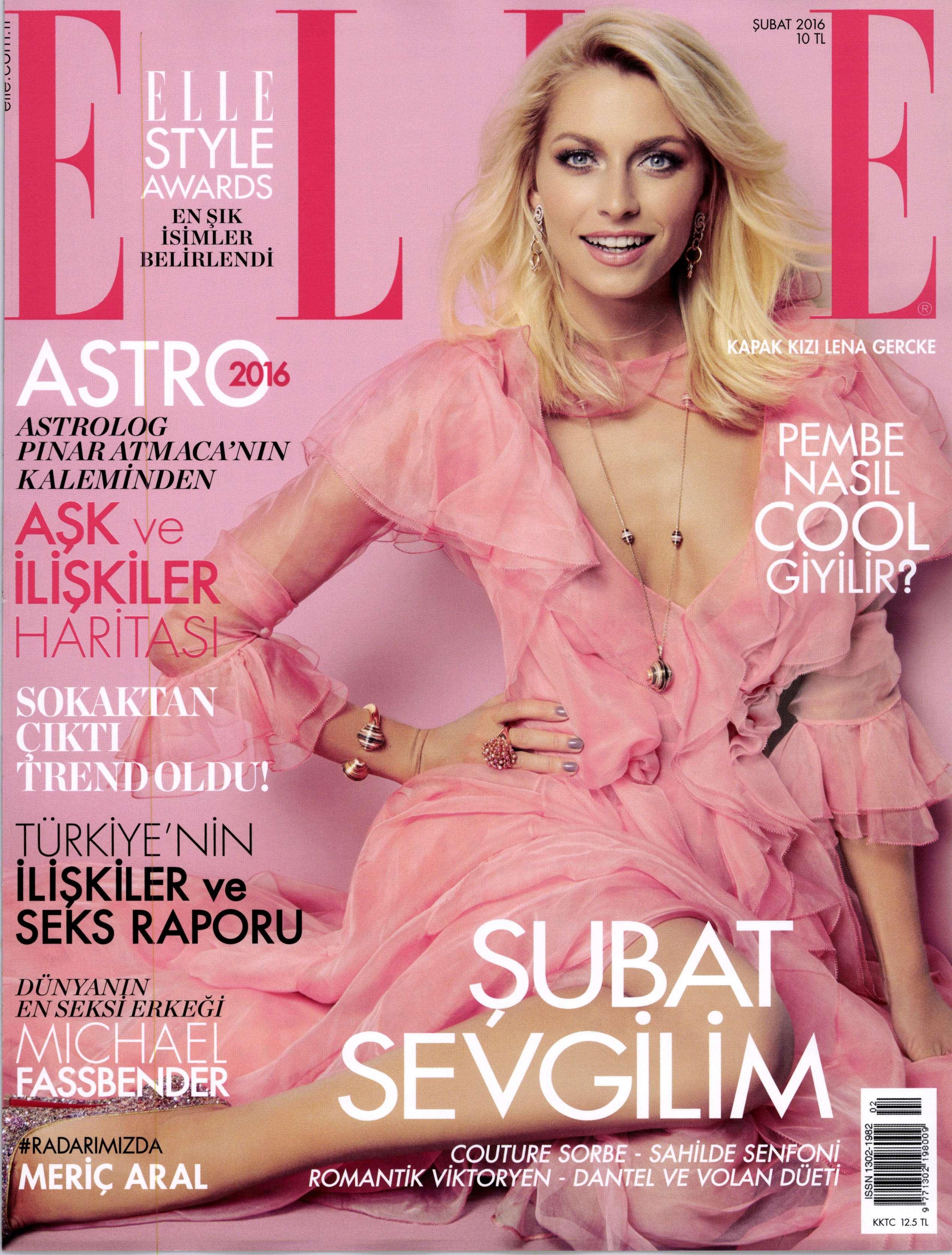 Elle Turkey cover thumbnail
