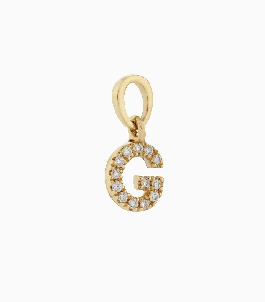 Talisman Diamond Letter G