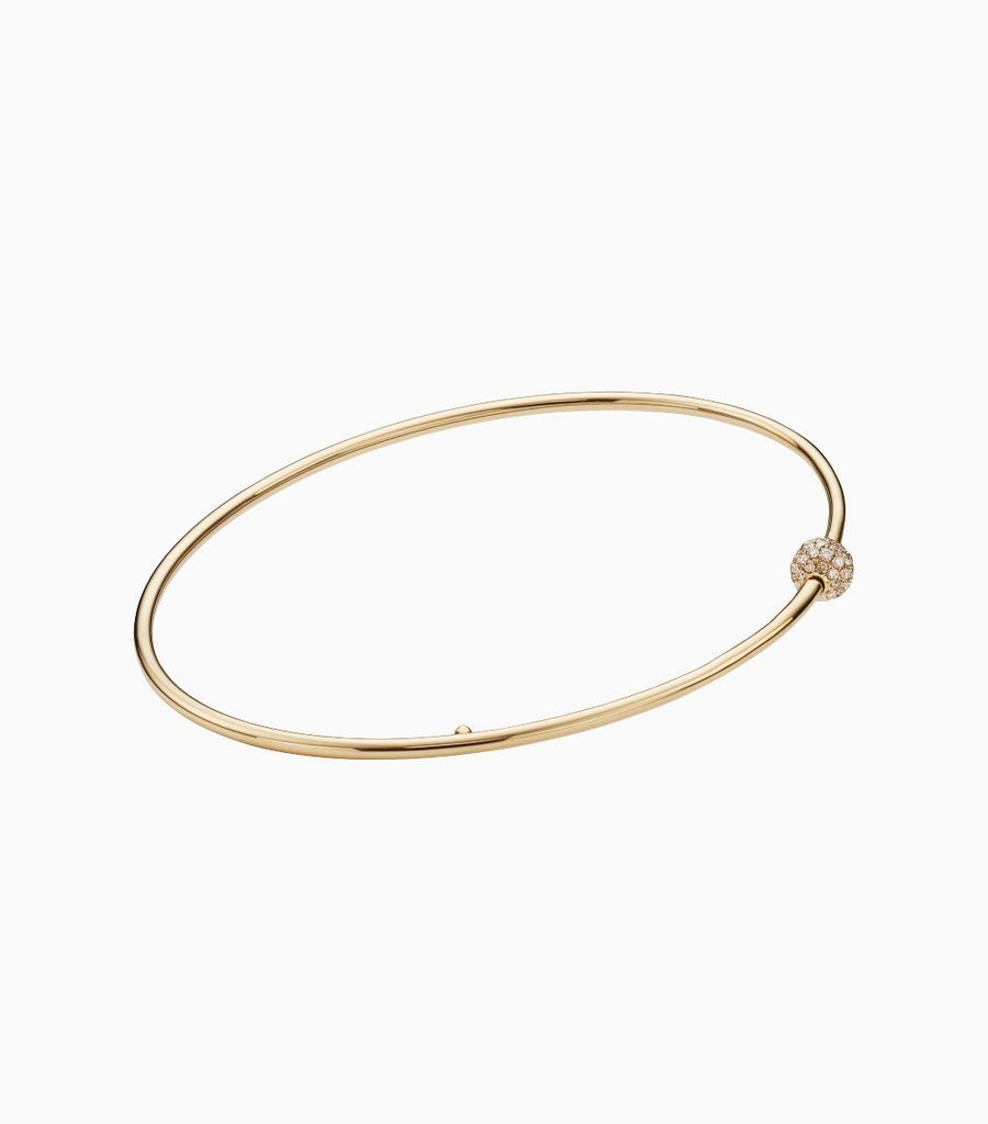Talisman Diamond Bangle