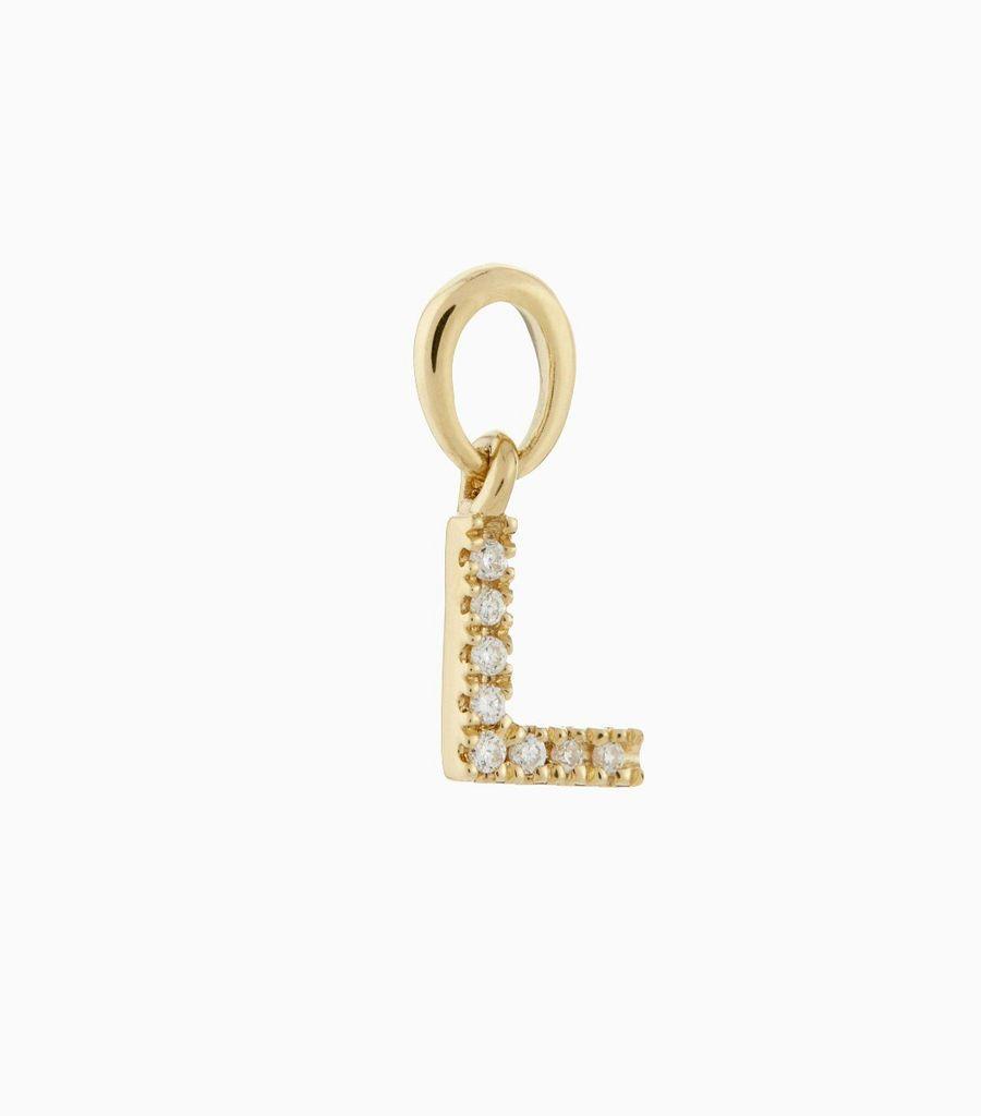 Talisman Diamond Letter L