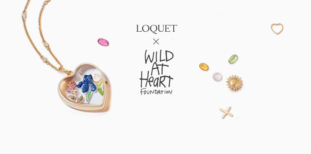 Loquet X Wild at Heart